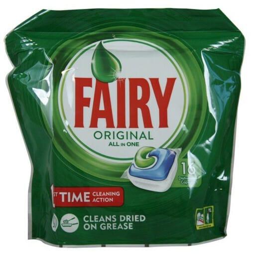 FAIRY CAPS ALL IN ONE 16τεμ. -(ORIGINAL)