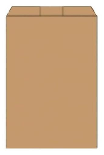 ΧΑΡΤ/ΛΕΣ ΚΡΑΦΤ ΚΑΦΕ (ΑΤΥΠΩΤΗ) - (17x28cm) - (10kg)